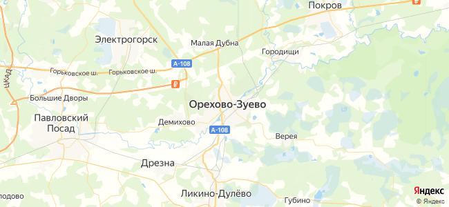 1 автобус в Орехово-Зуево