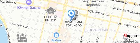 ION CRM на карте Краснодара