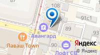 Компания Первый оконный завод на карте