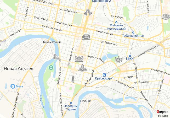 Аренда офиса, Краснодар, им Гоголя ул, 80 - снять офисное ...