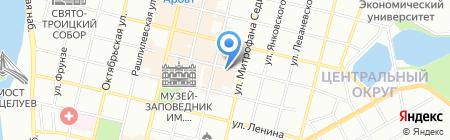 Ocminog на карте Краснодара