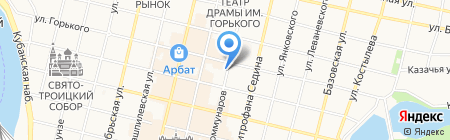 Sok на карте Краснодара