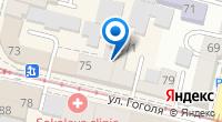Компания Озирис на карте