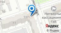 Компания Гиппократ Краснодар на карте