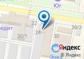 ИП Казаков Д.В. на карте