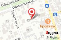 Схема проезда до компании Два бобра в Иваново