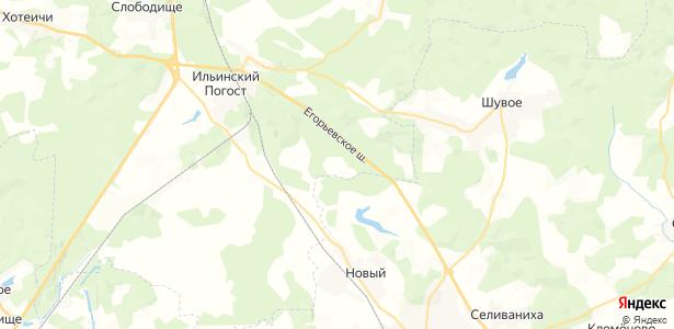 Ботагово на карте
