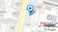 Компания ЛА-ТУР на карте
