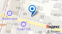 Компания авторынок23 на карте