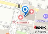 Контрольно-счетная палата г. Краснодара на карте