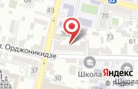 Схема проезда до компании Юг-Фото в Краснодаре