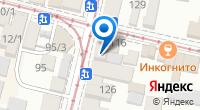 Компания Краснодар на карте