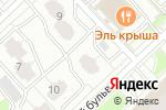 Схема проезда до компании Милицейская волна, FM 93.0 в Орехово-Зуево