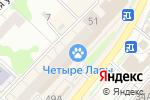 Схема проезда до компании Платежный терминал, Московский кредитный банк, ПАО в Орехово-Зуево
