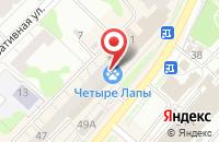 Схема проезда до компании Мир кожи и меха в Орехово-Зуево