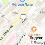 Магазин салютов Орехово-Зуево- расположение пункта самовывоза