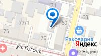 Компания Юридическое Партнерство ПРОВЕ на карте
