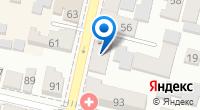 Компания Легнотэк на карте