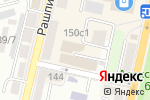 Схема проезда до компании Professional Beauty Studio Yana Prokopova в Краснодаре