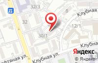 Схема проезда до компании Хмельная Заимка в Кубовой