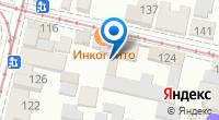 Компания Явента на карте