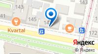 Компания Кругозор на карте