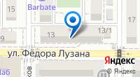 Компания СНР на карте