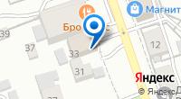Компания Кувира на карте