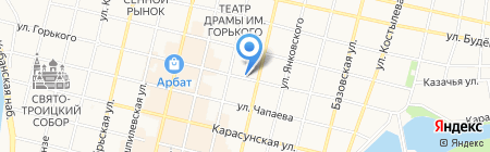 Impression на карте Краснодара