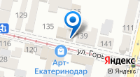 Компания Рублёв на карте