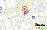 Схема проезда до компании Мавлис-Юг в Краснодаре