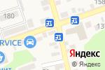Схема проезда до компании Кадастровая компания в Новотитаровской