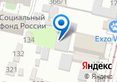 Отделение пенсионного фонда РФ по Краснодарскому краю на карте