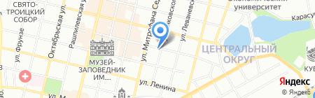 УФНС на карте Краснодара