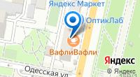 Компания Оптика на карте