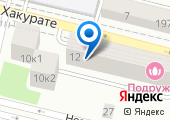 Госномер.рус на карте