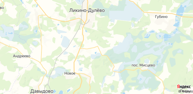 Дуброво на карте