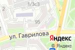 Схема проезда до компании Санги Стиль в Краснодаре