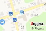 Схема проезда до компании Апрель в Новотитаровской
