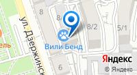 Компания Велбод на карте