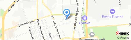 Краснодарский краевой дом культуры на карте Краснодара