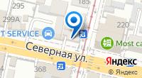 Компания Инкогнито на карте