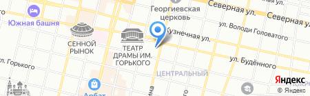 ВеМаТек-Краснодар на карте Краснодара