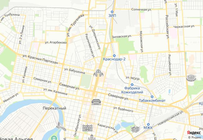 Аренда офиса, Краснодар, Красная ул, 184/1 - снять офисное ...