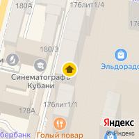 Световой день по адресу Россия, Краснодарский край, Краснодар, Красная улица, 176