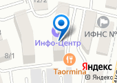 Инфо-центр на карте