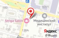 Схема проезда до компании Работа для Вас (Краснодар) в Краснодаре