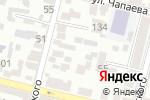 Схема проезда до компании ЮРКОНСУЛ ЮФО в Краснодаре