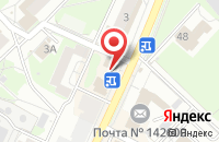 Схема проезда до компании Премиум Групп в Орехово-Зуево