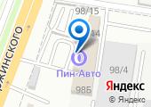 Престиж авто на карте